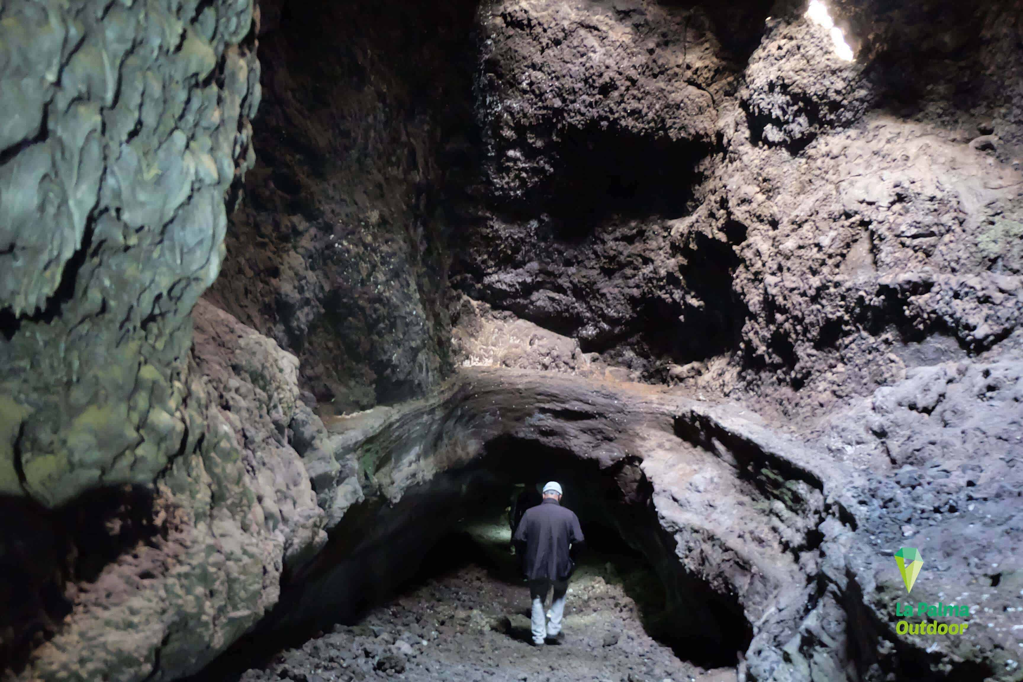 Volcanic Tube Cueva de Las Palomas: Tuesdays, Thursdays, Fridays and Sunday | 20€/pax